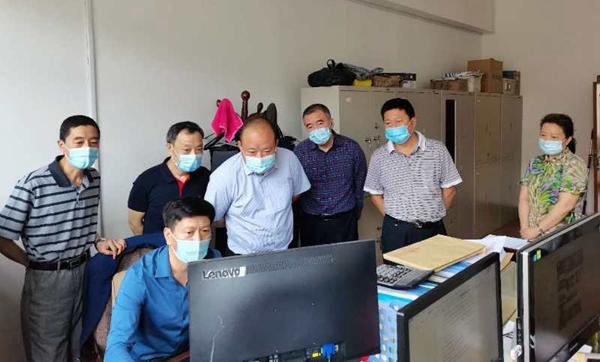 黑龙江省贸促会启动2020年领导干部报告个人有关事项随机抽查核实工作