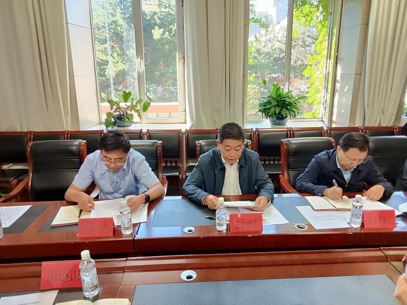 第六届中国国际新材料产业博览会新闻宣传工作会议召开